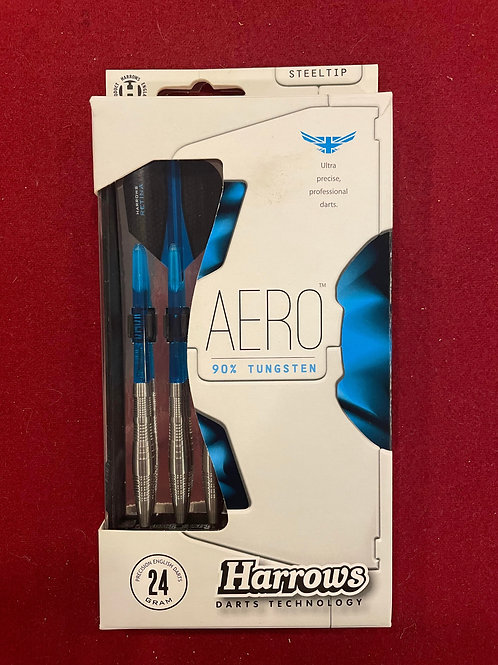 Harrows Darts Technology Aero 24g 90% Tungsten
