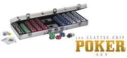 Claytec Poker Chips