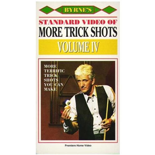 Standard Video Of More Trick Shots (Volume IV)