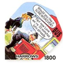 Harrows Cartoon Flights