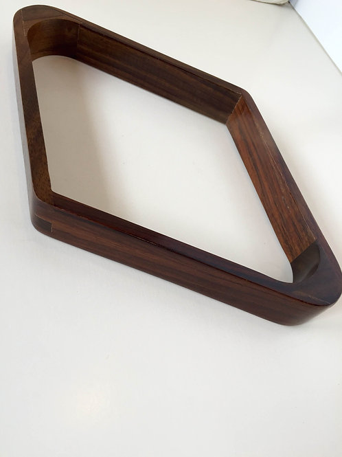 Thin 9 Ball Rack-Cocobolo