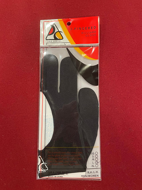 3 Fingered Billiard Glove