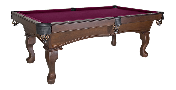 Olhausen Belmont Tiger Pool Table 0
