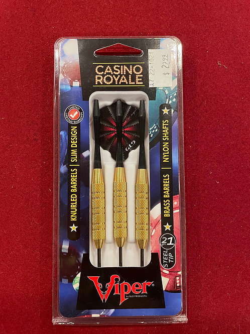 Viper- Casino Royale Darts