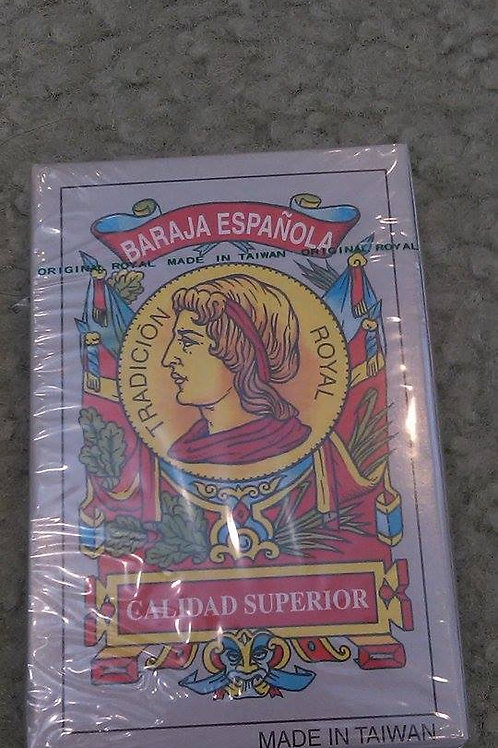 Baraja Espanola Playing Cards