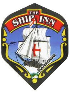 "Harrows English Pub Flights ""The Ship Inn"""