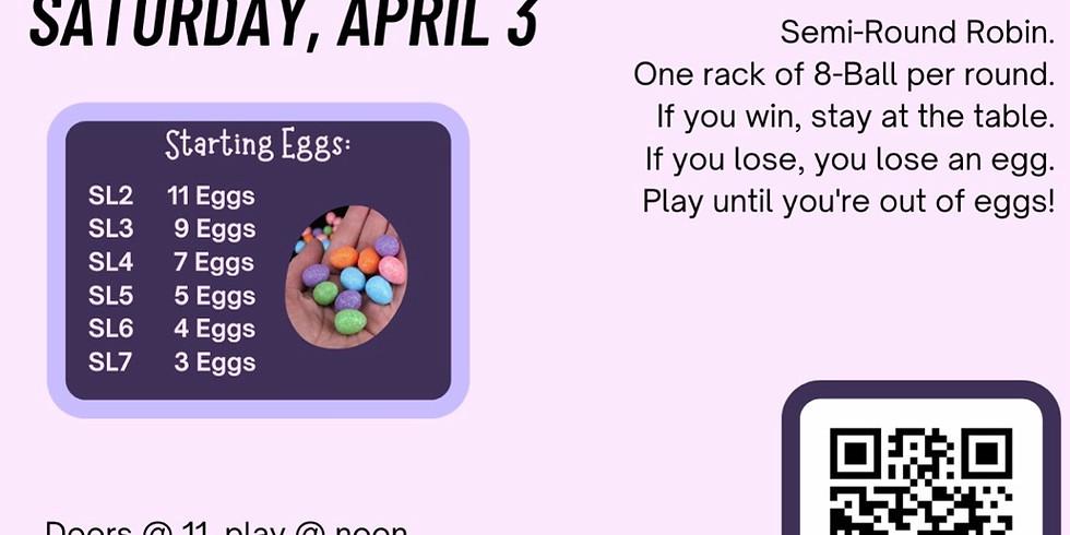Eggs Pool Tournament