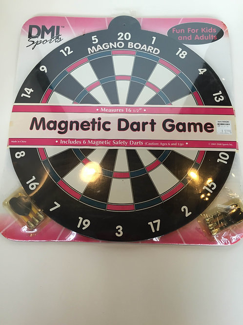 DMI Sports Magnetic Dart Game