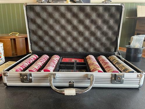 Budweiser Poker Set