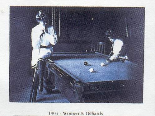 Women&Billiards