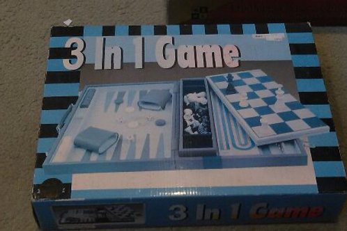 3-in-1 Game