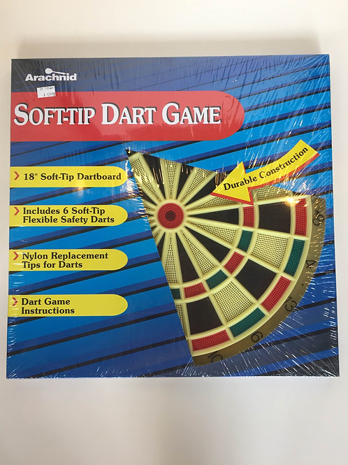 Arachnid Soft-Tip Dart Game