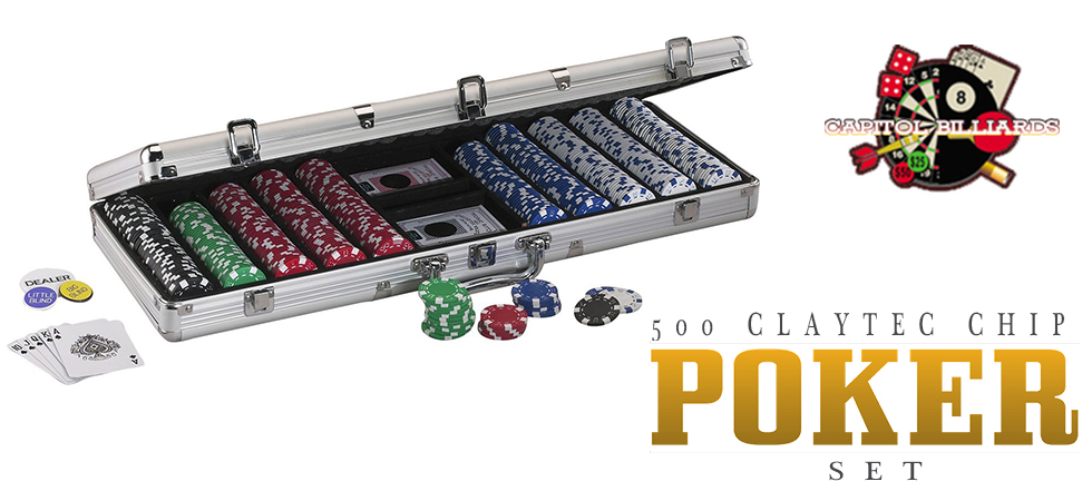 Capitol_billiards Poker Set