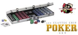 Capitol_billiards Poker Set