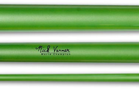 Nick Varner: Metallic Electric Lime
