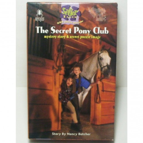 The Secret Pony Club 250 Piece Puzzle