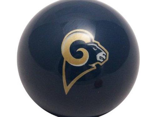St. Louis Rams Pool Ball