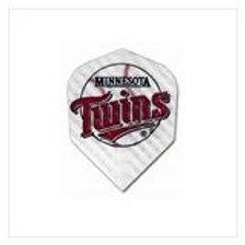 MLB Minnesota Twins Dart Flights