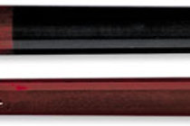 Nick Varner: Junior cues, Houston Burgundy 52