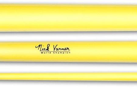 Nick Varner:   Metallic Lemon Twist