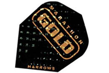 Harrows Marathon Gold (black) Flights