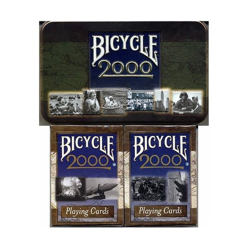 Bicycle 2000 Playing Cards Pack