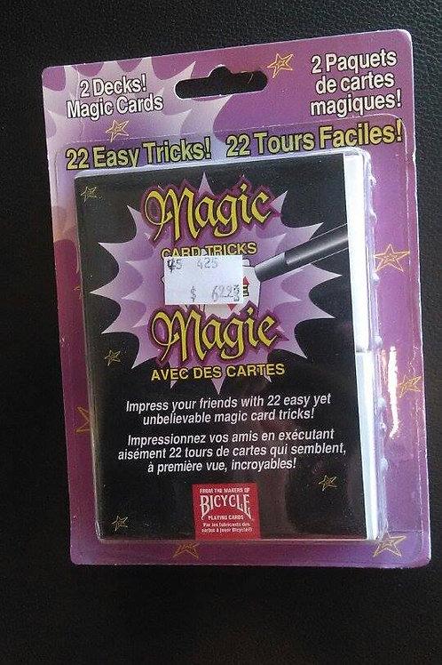 22 Easy Magic Tricks