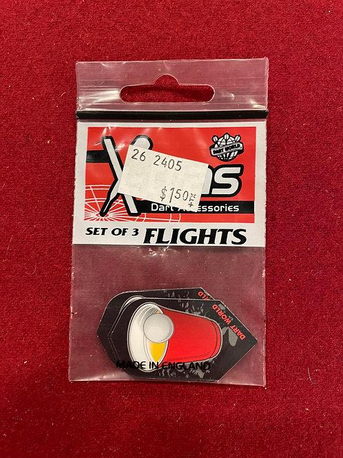 """X-tras """"Dart World"""" Beer Pong Flights"""