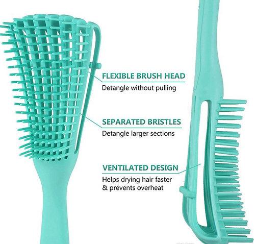 The Disentanglement Brush