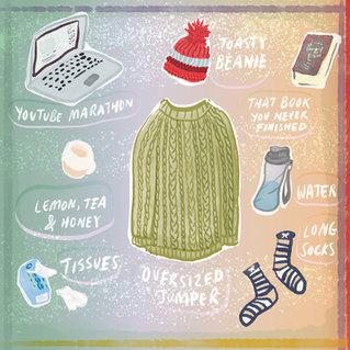 Sick Day Essentials