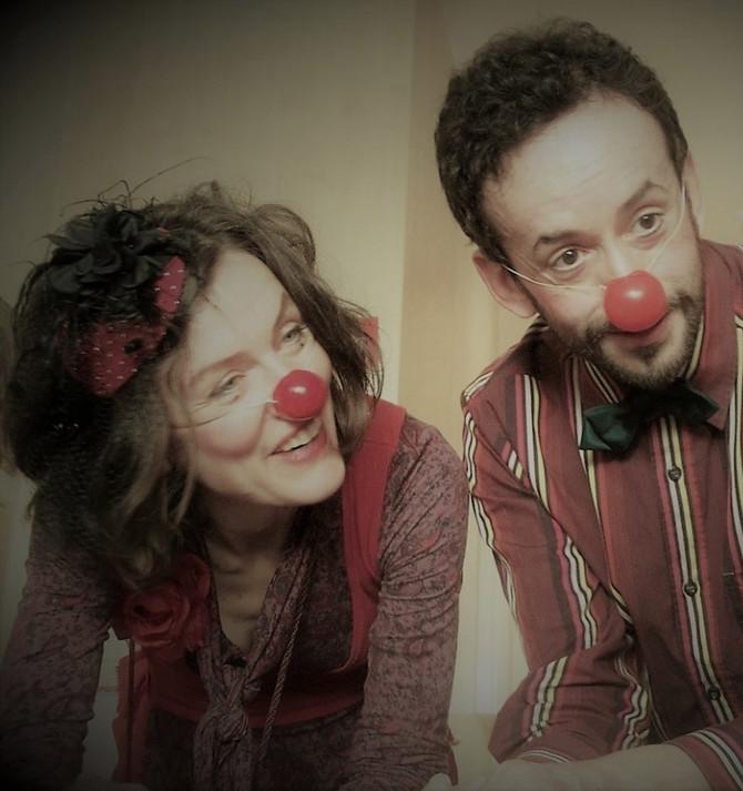 Cœur de Clown fait son grand retour en EHPAD !