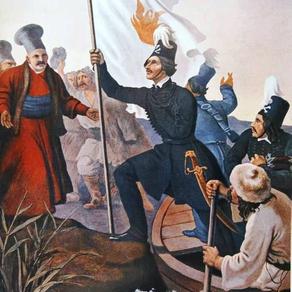 Η επανάσταση της Μολδοβλαχίας.
