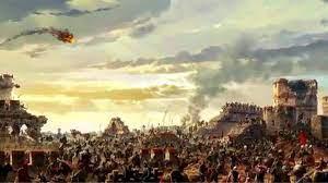 Οι Οθωμανοί και η ραγδαία προέλασή τους