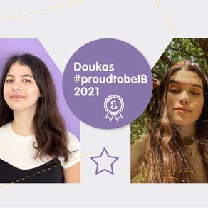Τα *Χρυσά Κορίτσια* του #DoukasIB
