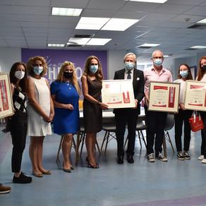 Unified Champion School: 4 Πιστοποιήσεις από τα Special Olympics για το D-ικό μας Σχολείο