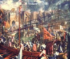 Η 4η Σταυροφορία και η Άλωση της Πόλης