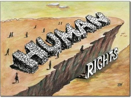 """Ας μιλήσουμε για τα """"Ανθρώπινα Δικαιώματα"""""""
