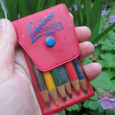 Vintage Lakeland Colour Pencils