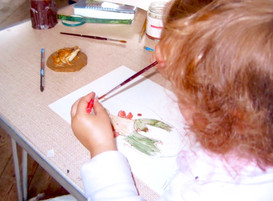 Creating with Watercolour Media