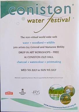 Coniston Water Festival