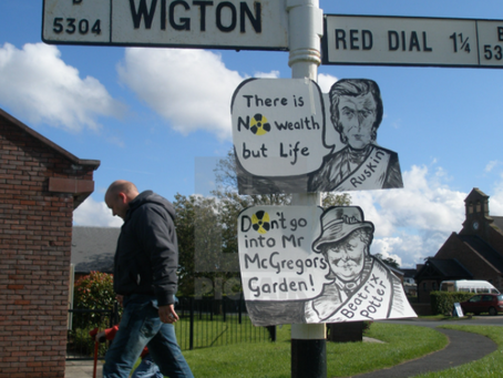 """Wigton - Friday """"Drop In"""" for Deep Nuclear Dump"""
