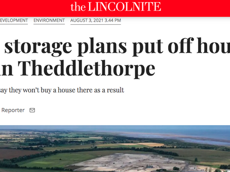 Lincolnshire Mobilising Against GDF Possibility