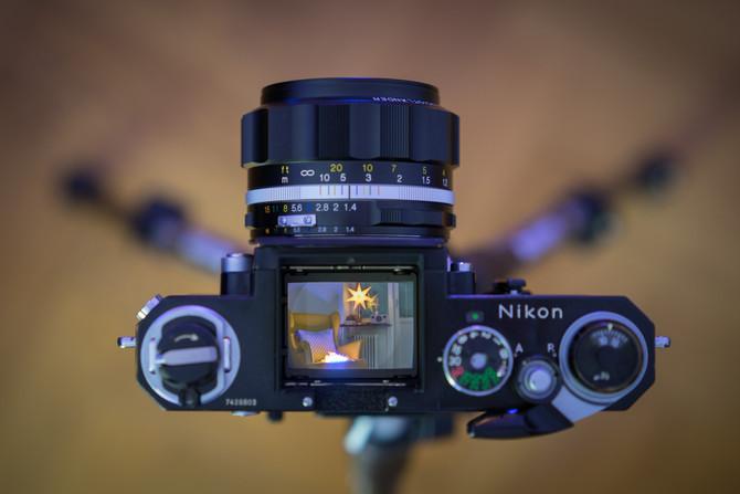 New/Old Camera