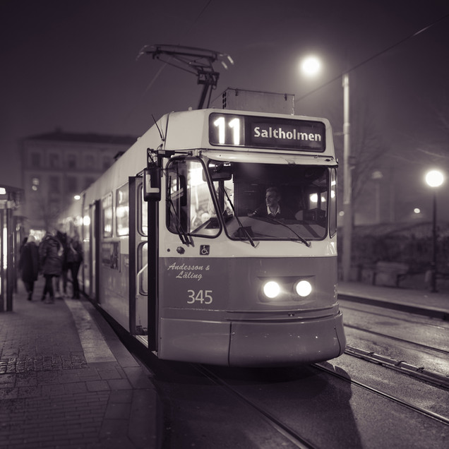 Trams & Trains