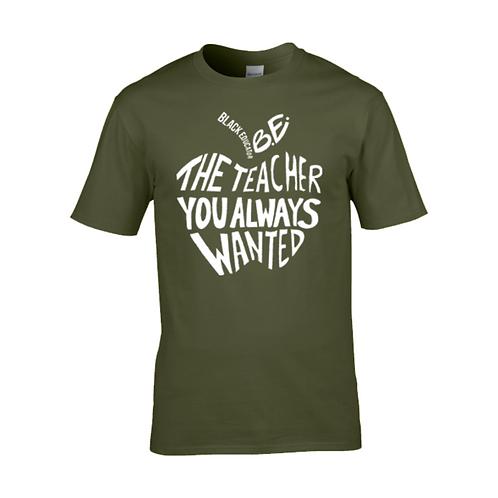 BEP T-Shirt - Military Green
