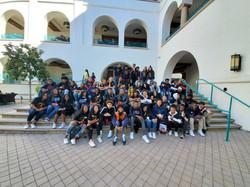 SDSU Afrikan American High School Confer