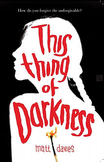 goodreads this thing of darkness matt da