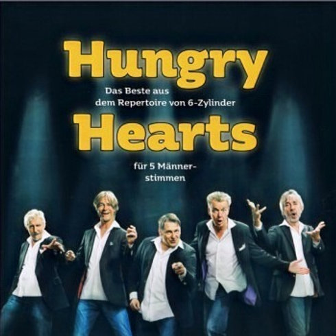 Hungry Hearts (Noten - 11 Originalarrangements)