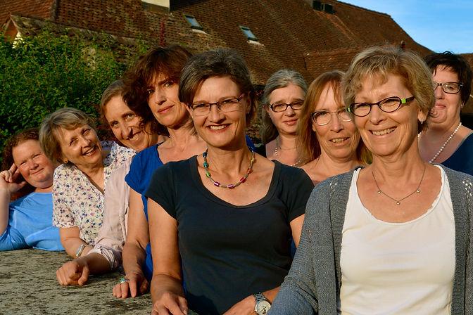 Frauenchor Zürich Voices! Chor Glattfelden
