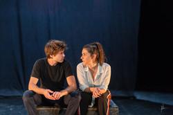 Laurent Delbecque et Tanya Mattouk
